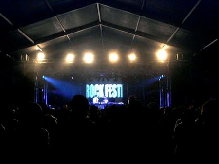 FUJI ROCK FESTIVAL 03