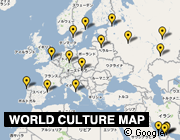 World Culture Map