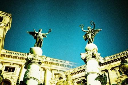 LOMOGRAPHY奇妙旅程之维也纳艺术史博物馆摄影作品展