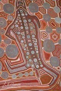 土地-身体:澳大利亚土著艺术展