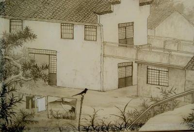 屏影·凡界——吴楠山水个人展