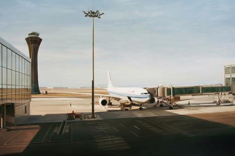 冷日常——李群力油画作品展