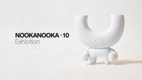 NOOKANOOKA×10 展览会