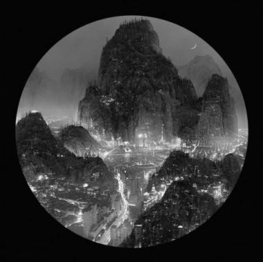 月夜蜃市: 杨泳亮个展