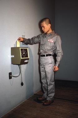 谢德庆:一年行为表演1980-1981