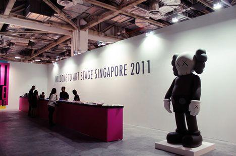 艺术登陆新加坡博览会2011