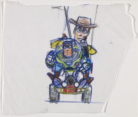 皮克斯动画25年展