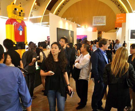 上海コンテンポラリー・アートフェア2011
