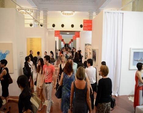上海当代艺术展2012