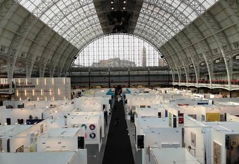伦敦艺术14博览会