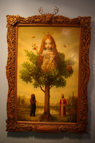 """Tree of Life"", Mark Ryden at Kohn Gallery"