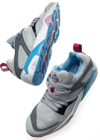 Blaze of Glory by Puma with Sneaker Freaker