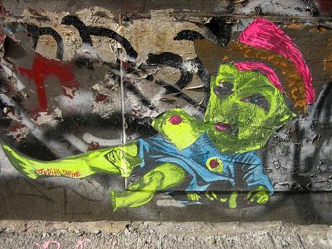 ニューヨーク・ストリート・アート