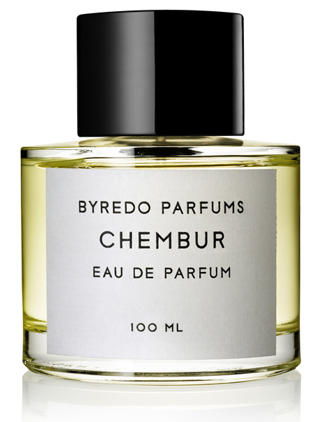 The five Eaux de Parfum