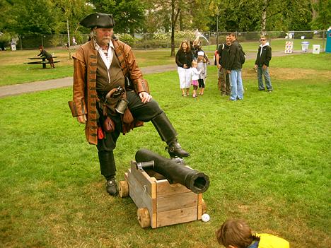 Portland Pirate Festival 2008