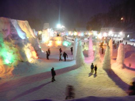 Chitose-Lake Shikotsu Ice Festival