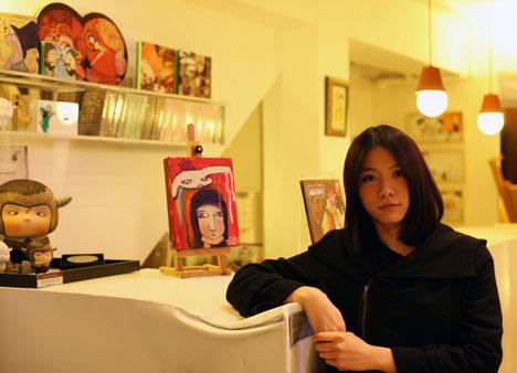 Carrie Chau