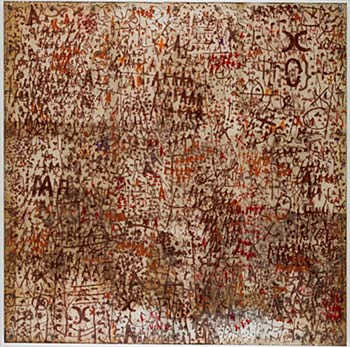 "MIRA SCHENDEL ""MONOTYPES AND OTHER WORKS"""