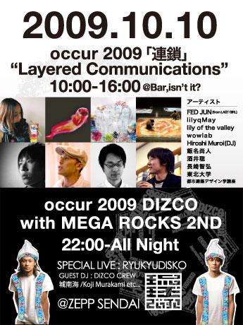 OCCUR2009