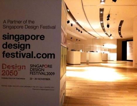 SINGAPORE DESIGN FESTIVAL 2009
