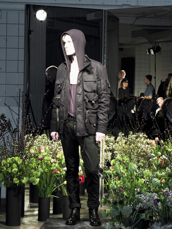 ACNE A/W 10 COLLECTIONS