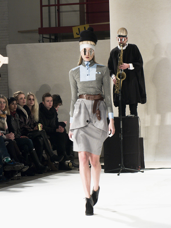 Henrik Vibskov A/W collection 2010