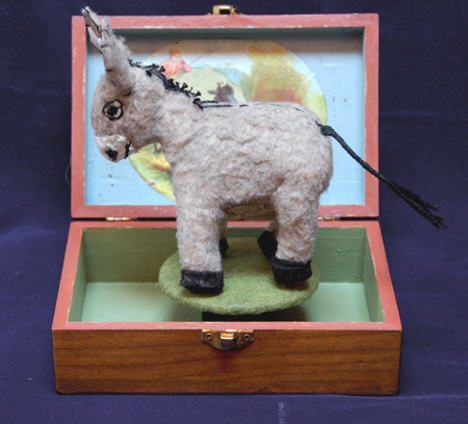 "ELIZABETH KNIGHT ""ANIMAL HISTORY BOXES"""