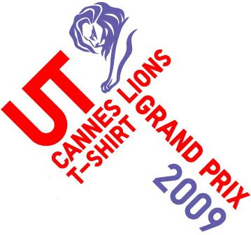 UT X CANNES LIONS T-SHIRT GRAND PRIX
