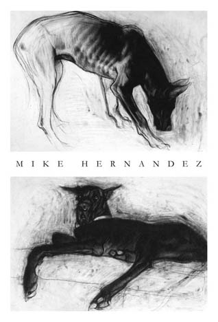 MIKE HERNANDEZ SOLO EXHIBITION