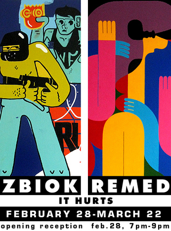 "REMED AND ZBIOK ""IT HURTS"""
