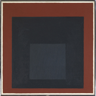 "JOSEF ALBERS ""PAINTINGS"""