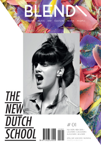"BLEND MAGAZINE #1 ""THE NEW DUTCH SCHOOL"""