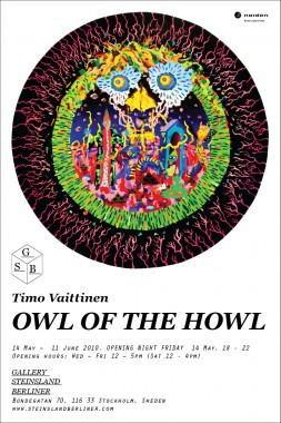 TIMO VAITTINEN – OWL OF THE HOWL