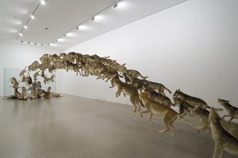 "CAI GUO-QIANG ""HEAD ON"""