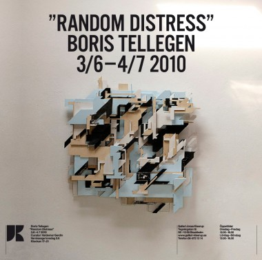 BORIS TELLEGEN. RANDOM DISTRESS