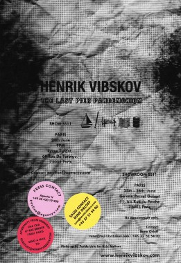 HENRIK VIBSKOV – THE LAST PIER PANDEMONIUM SS11 PARIS SHOW