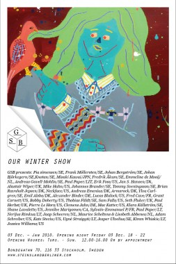 GSB WINTER SHOW