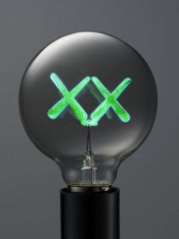 KAWS LIGHT BULB SET