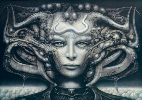 "HR GIGER ""DREAMS AND VISIONS"""