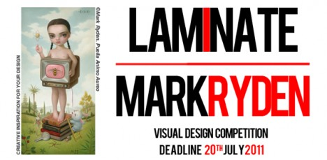 LAMINATE MARK RYDEN VISUAL DESIGN COMPETITION