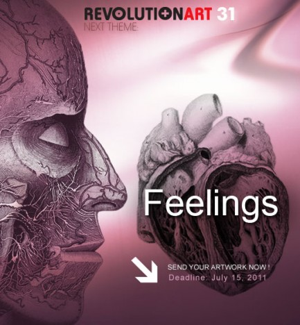 CALLING FOR ENTRY: REVOLUTIONART ISSUE 31