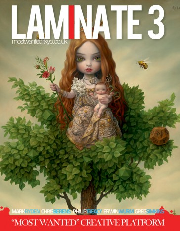 LAMINATE MARK RYDEN VISUAL DESIGN COMPETITION VOTING