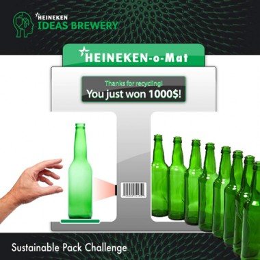 HEINEKEN IDEAS BREWERY