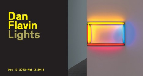 "DAN FLAVIN ""LIGHTS"""
