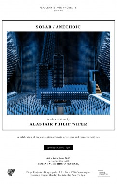"ALASTAIR PHILIP WIPER ""SOLAR / ANECHOIC"""