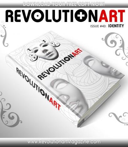 "REVOLUTIONART ""#43 IDENTITY"""