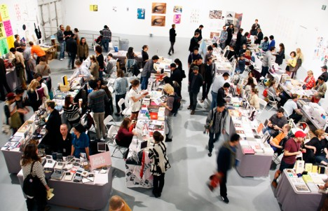 LA ART BOOK FAIR 2014
