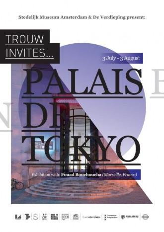 TROUW INVITES PALAIS DE TOKYO