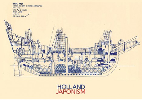 HOLLAND JAPONISM EXHIBITON