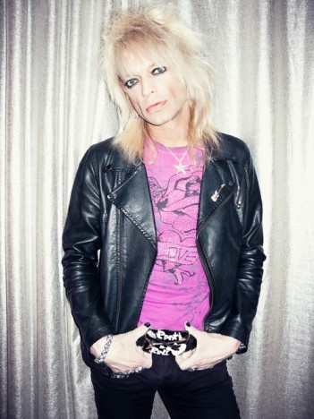 Michael Monroe, 2010, 31,5x42cm, Photo: Victor Moreno